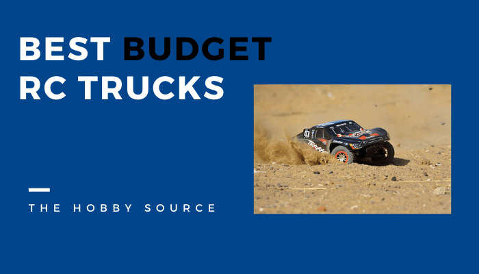 10 Best Budget RC Trucks (2021) – Buyer's Guide & Reviews