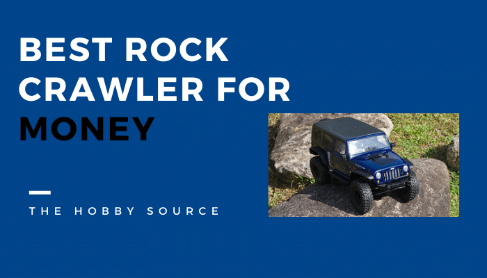 Best RC Rock Crawler For The Money (2021) – Buyer's Guide & Reviews